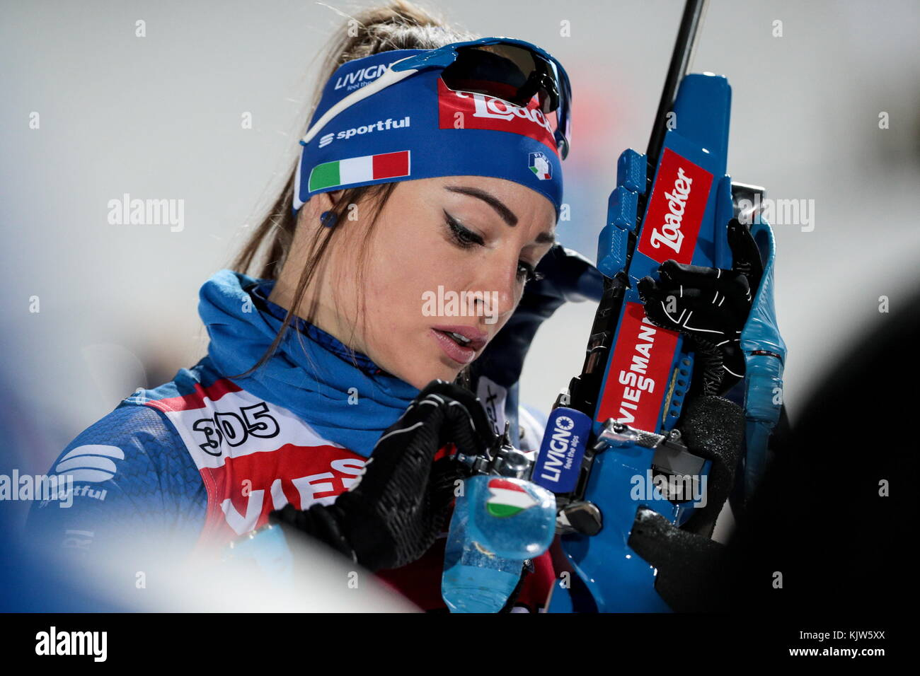 biathlon italien