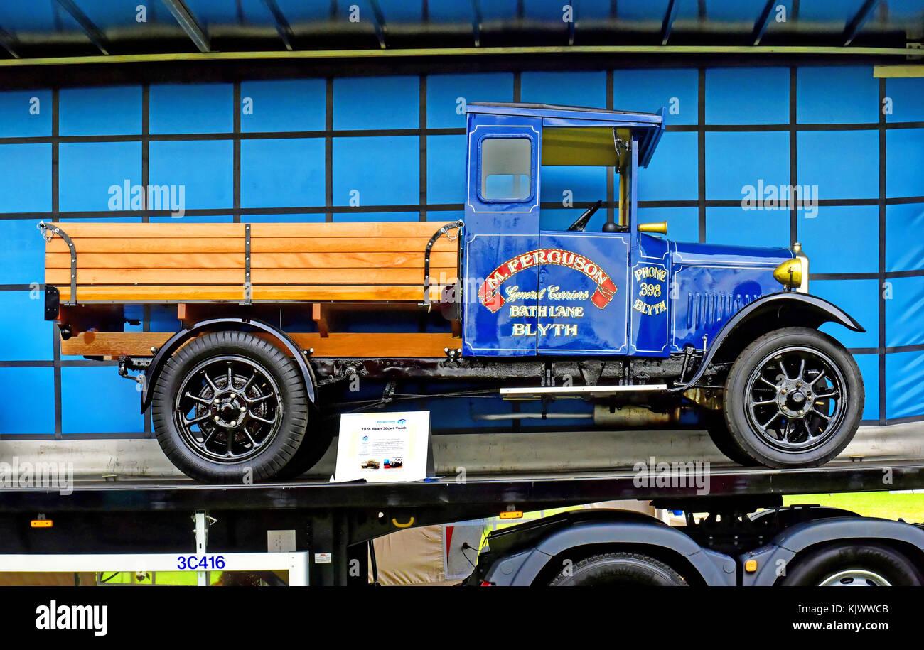1926 Bean 30cwt restored vintage truck used by Ferguson of Blyth ...