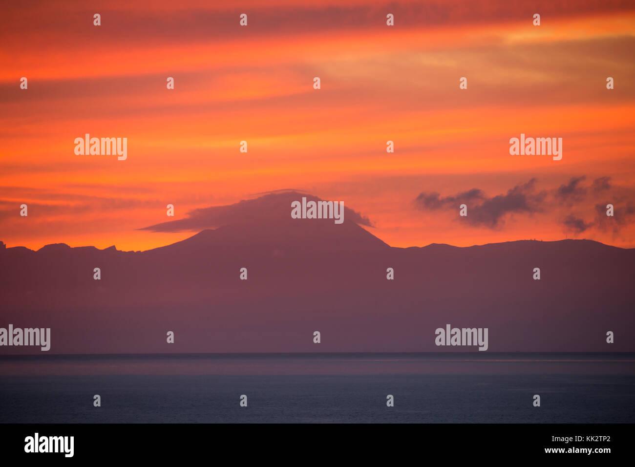 Mount teide summit stock photos mount teide summit stock - Gran canaria weather november ...