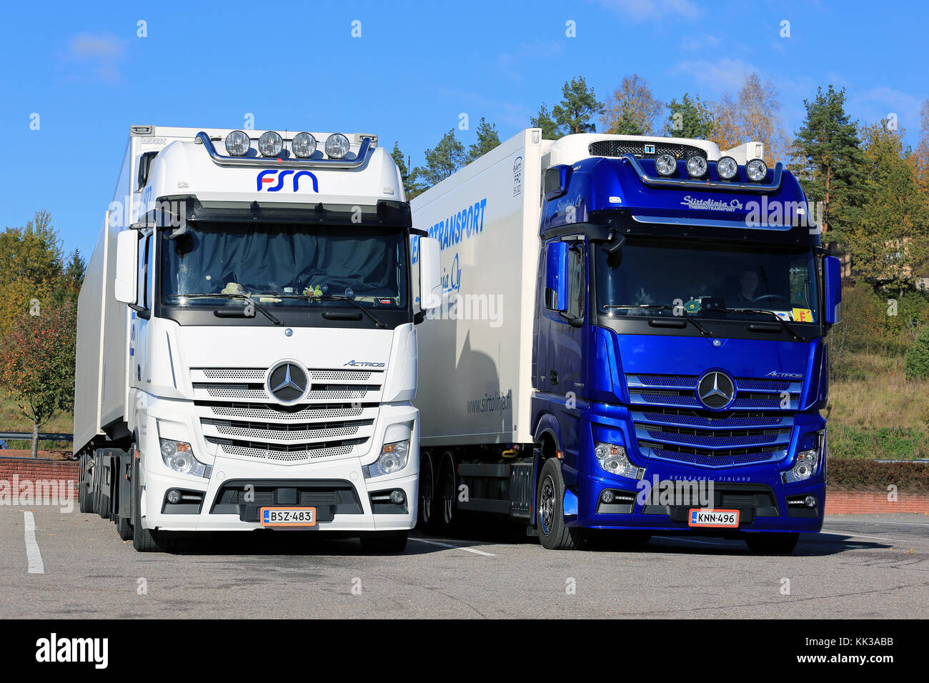 mercedes benz actros stock photos mercedes benz actros stock images alamy. Black Bedroom Furniture Sets. Home Design Ideas