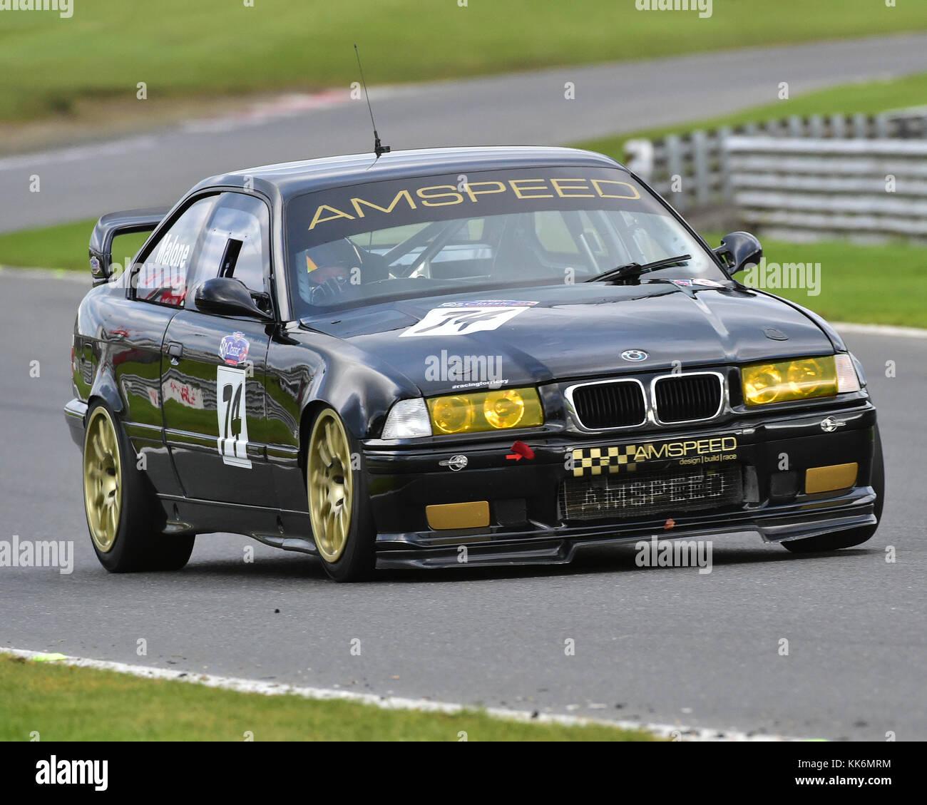 Dominic Malone BMW M E New Millenium Series CSCC Classic - Sports cars brands