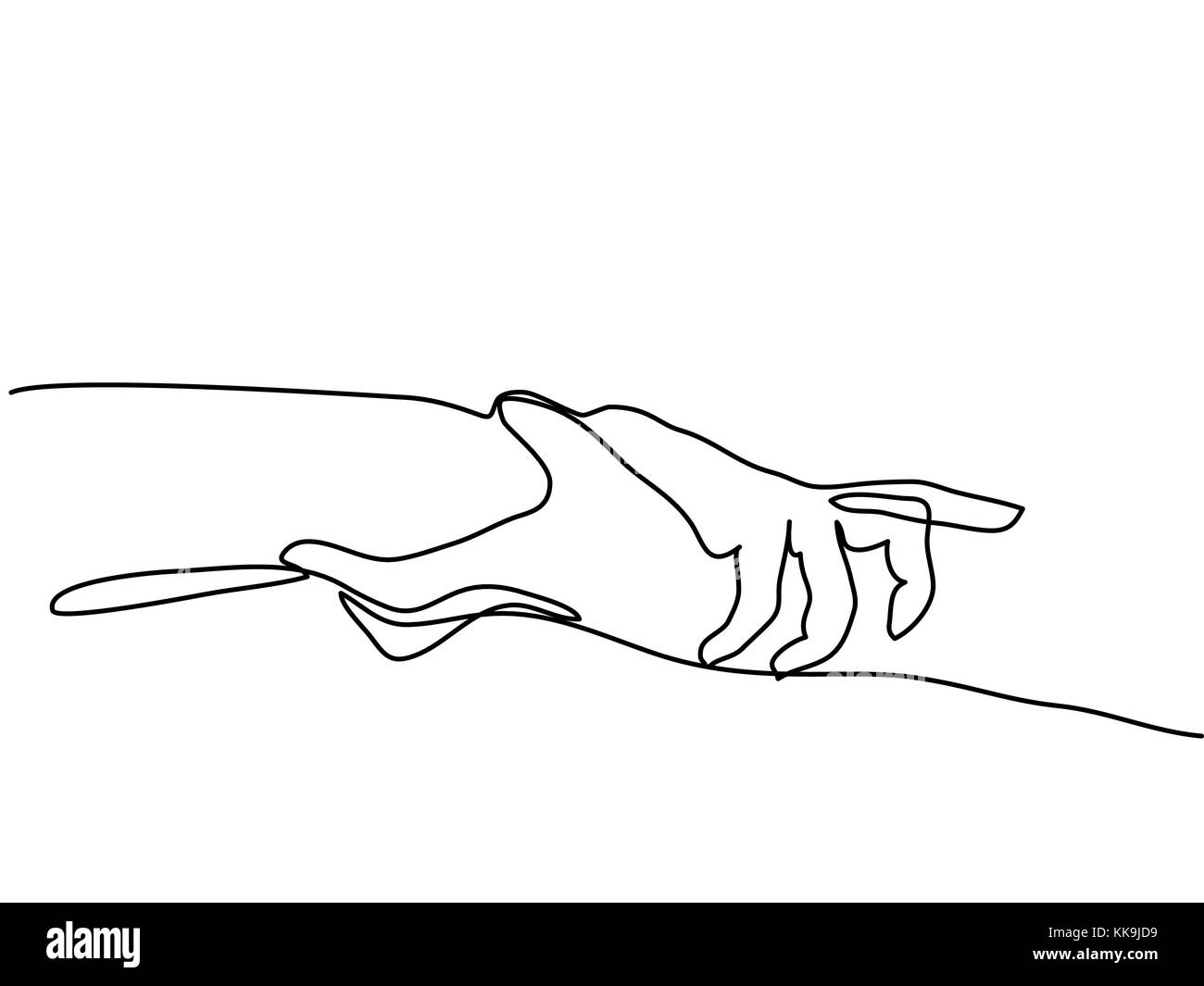 Line Drawing Holding Hands : Adoption symbol stock photos