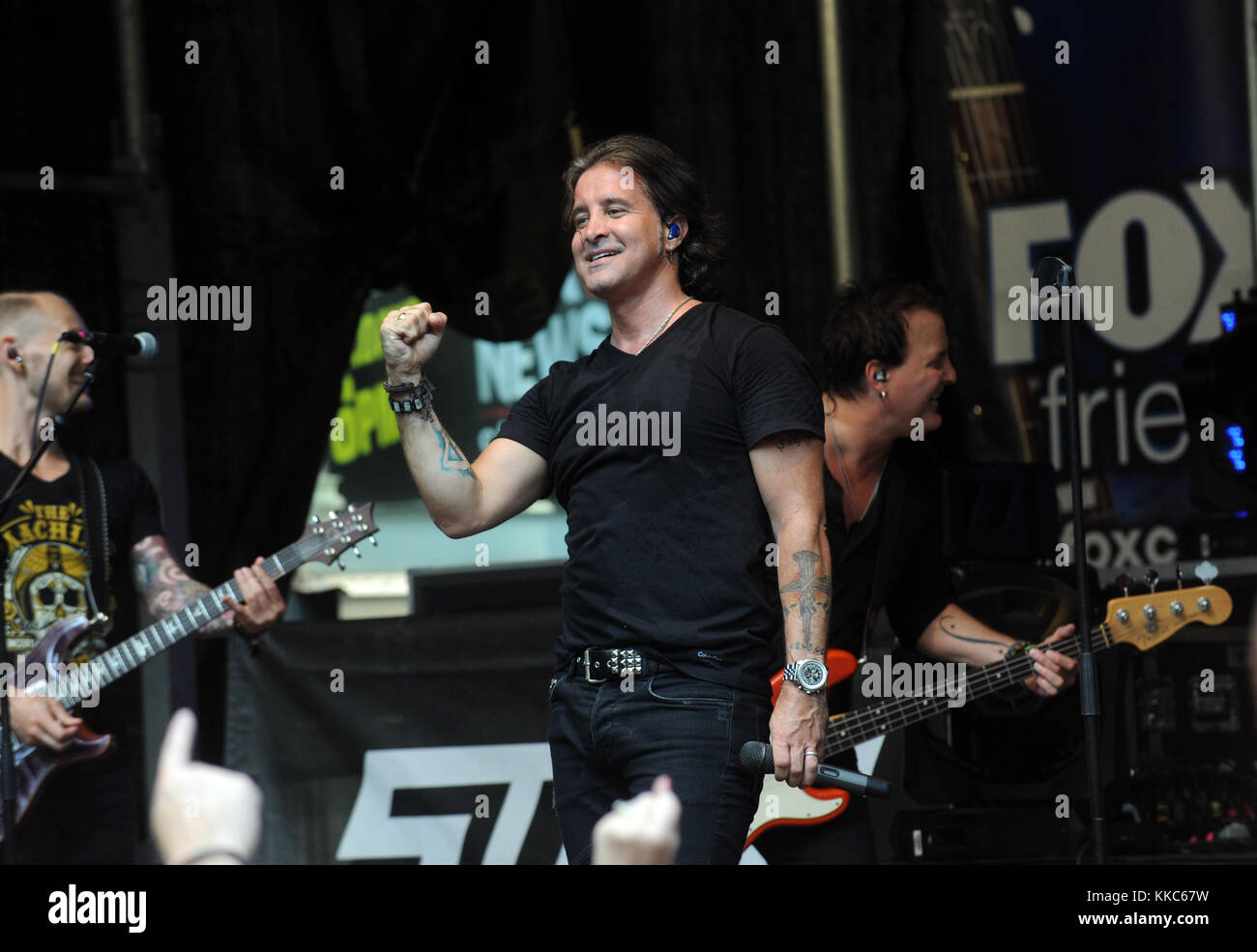 Scott stapp stock photos scott stapp stock images alamy new york ny july 08 creed fronman scott stapp performs onstage during kristyandbryce Images