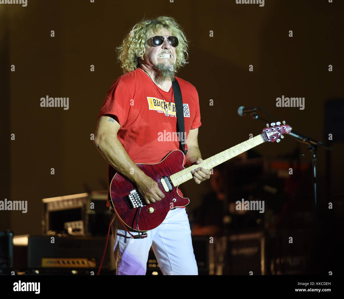 Sammy hagar stock photos sammy hagar stock images alamy for Planet motors in west palm beach