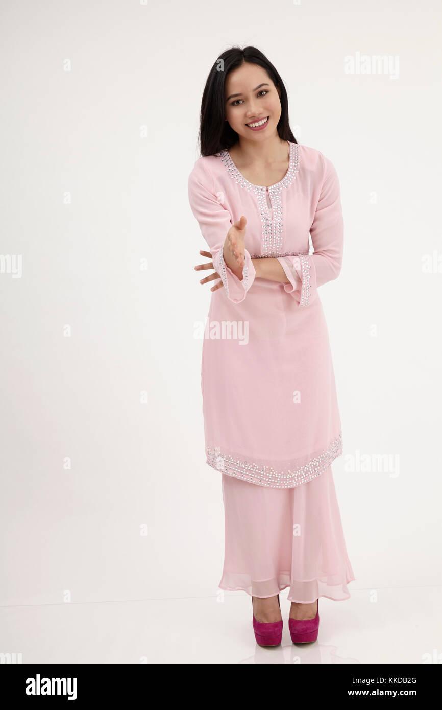 baju kurung formal