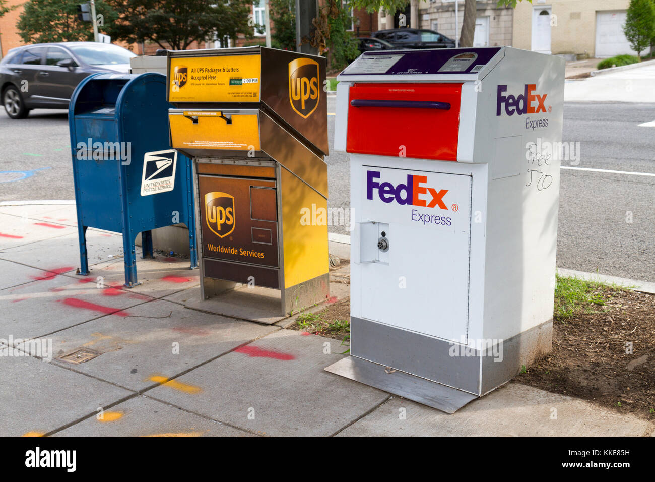 UPS vs. FedEx: Comparing Business Models and Strategies