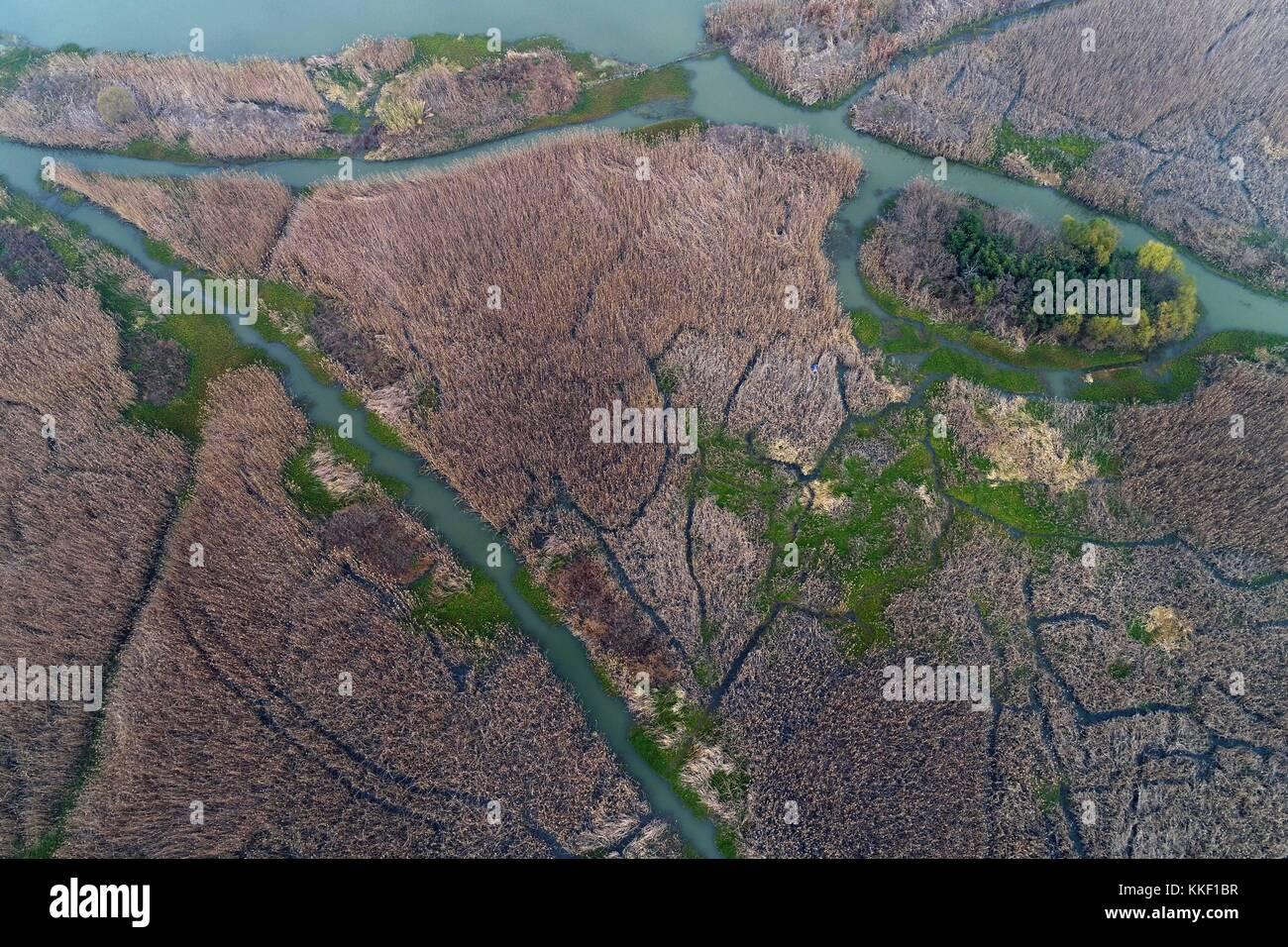 Huaian Nd Dec Aerial Photo Taken On Dec Shows - Huaian map