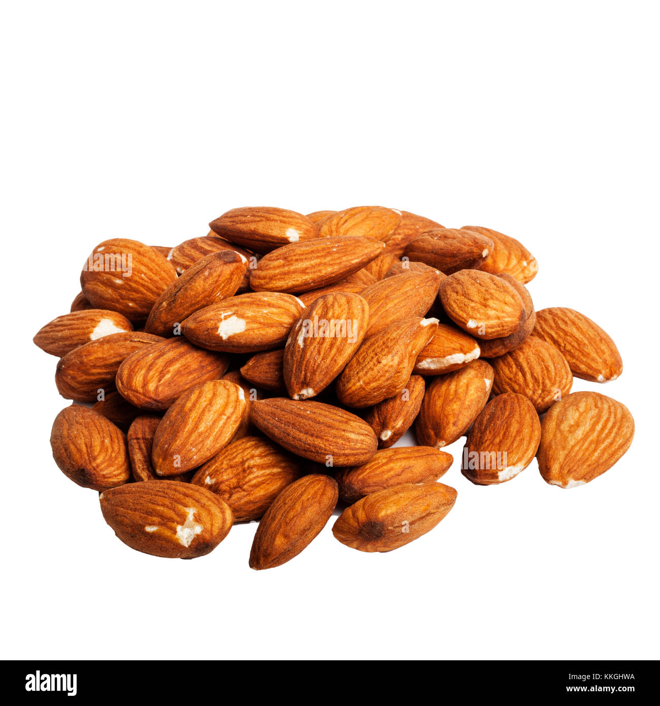 how to eat almond nuts