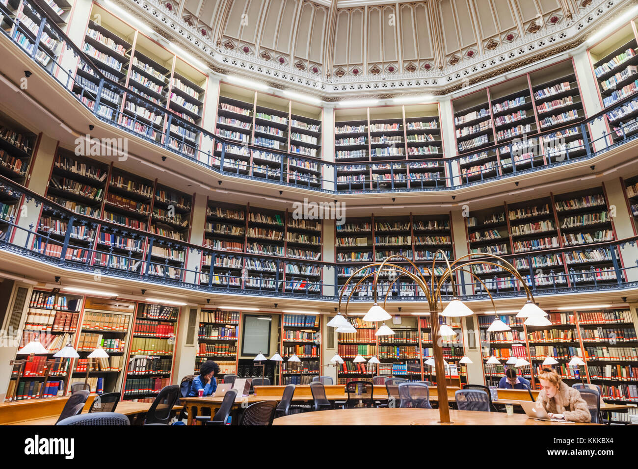 Maughan Library Reading Room