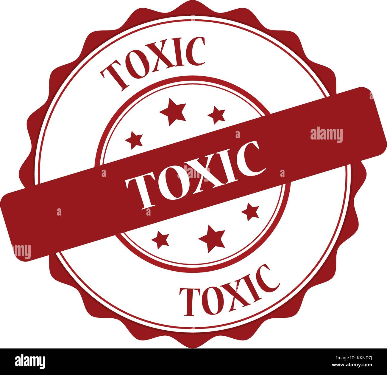 Toxic stock vector images alamy toxic stamp illustration stock vector biocorpaavc Images