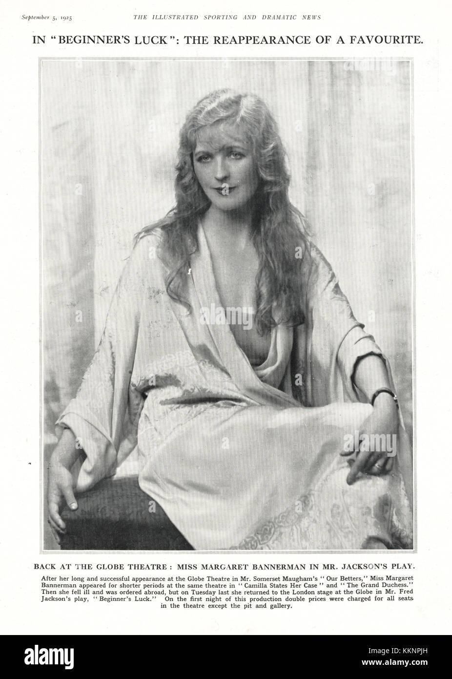 Margaret Bannerman