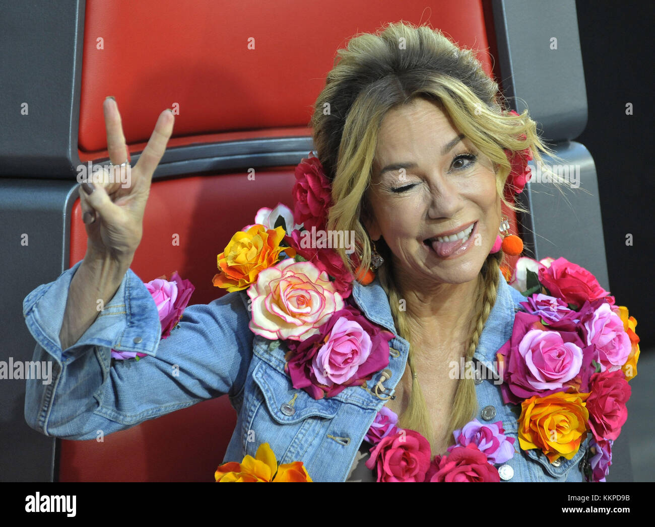 The Today Show Halloween in NYC Featuring: Kathie Lee Gifford ...