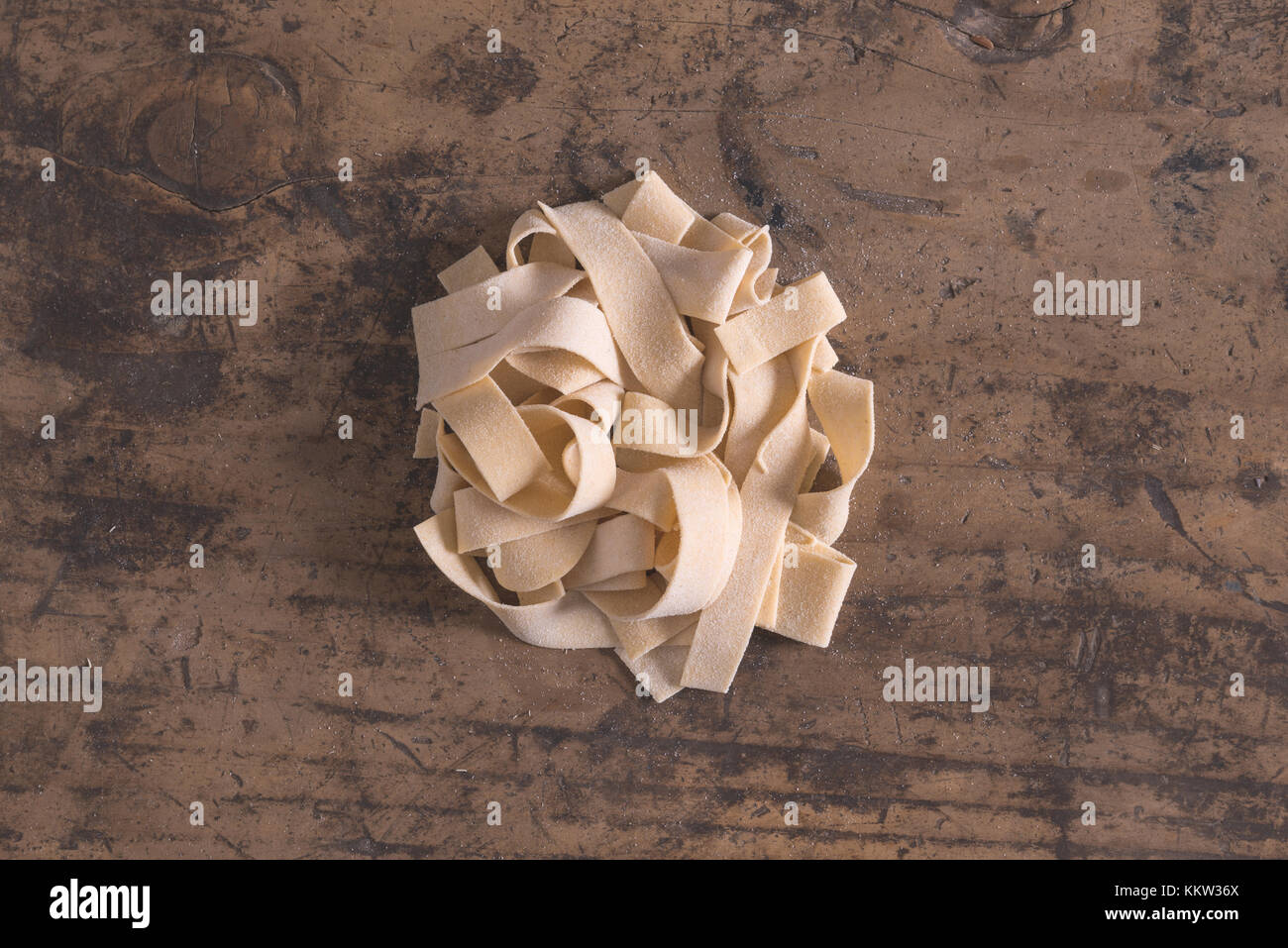 Cavatelli stock photos cavatelli stock images alamy hand made pappardelle typical fresh pasta from emilia romagna stock image jeuxipadfo Image collections