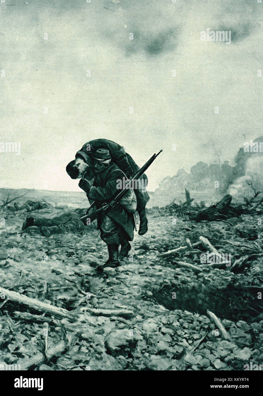 French soldier ww1 stock photos french soldier ww1 stock - Battlefield 1 french soldier ...