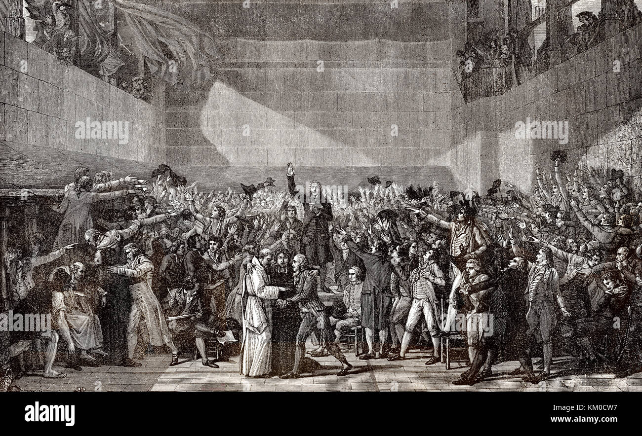 meeting of the estates general 178 Chapter 20 - the french revolution and the the parlement and call a meeting of the estates general to call a meeting of the estates general (first in 178.