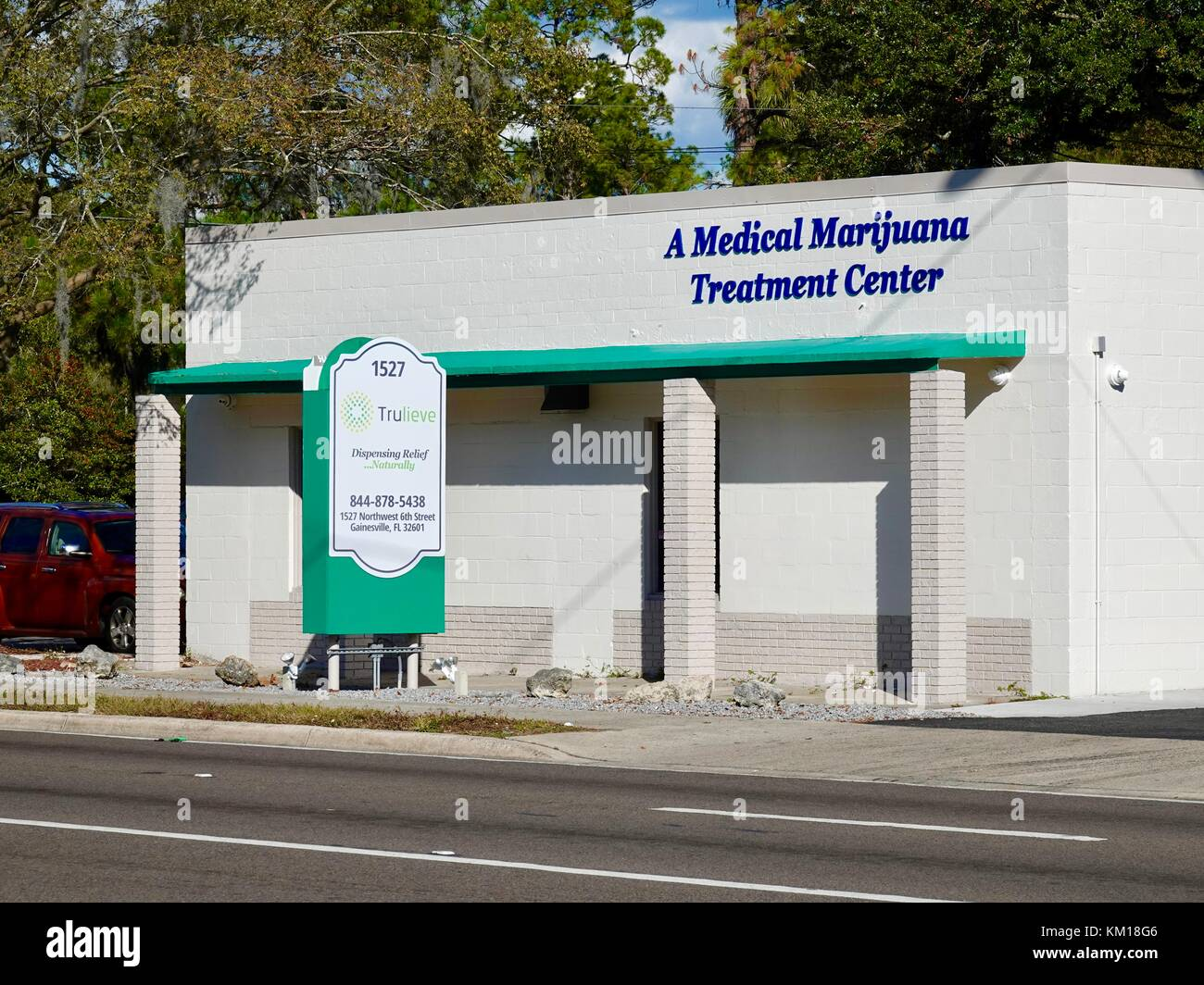 Trulieve stock symbol gallery symbols and meanings medical marijuana dispensary clinic stock photos medical a medical marijuana treatment center stock image biocorpaavc gallery biocorpaavc Image collections