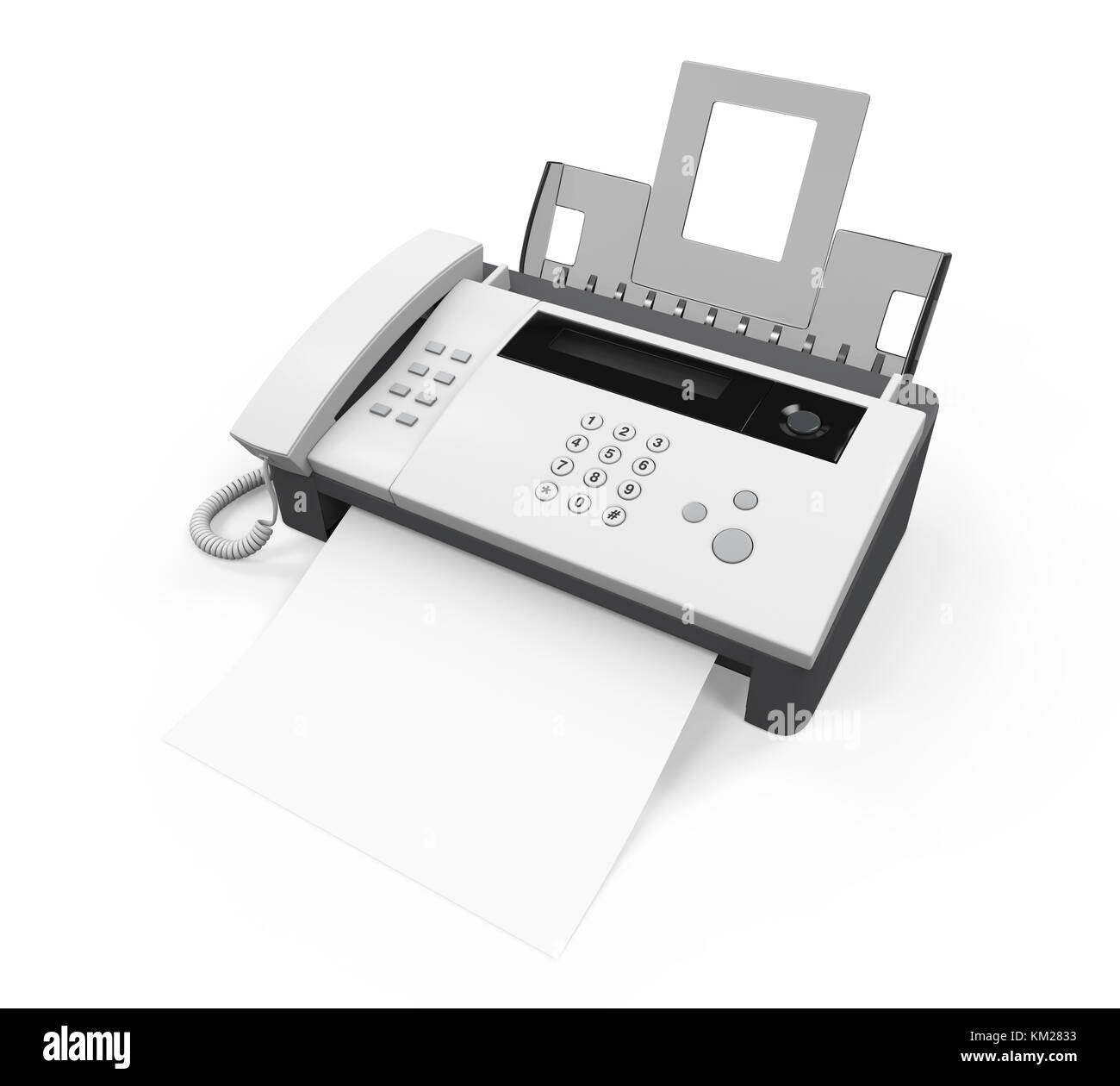 essays of fax machine Fax machines are usually trouble-free the best way to keep your fax machine or scanner in top condition is to service it periodically, as recommended by the manufacturer use good paper that doesn't leave a residue or film and use the appropriate ink cartridges a fax scans paper images and then .