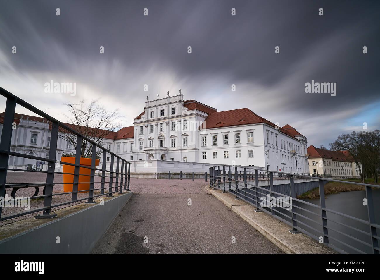Weiße Stadt - WOBA Oranienburg