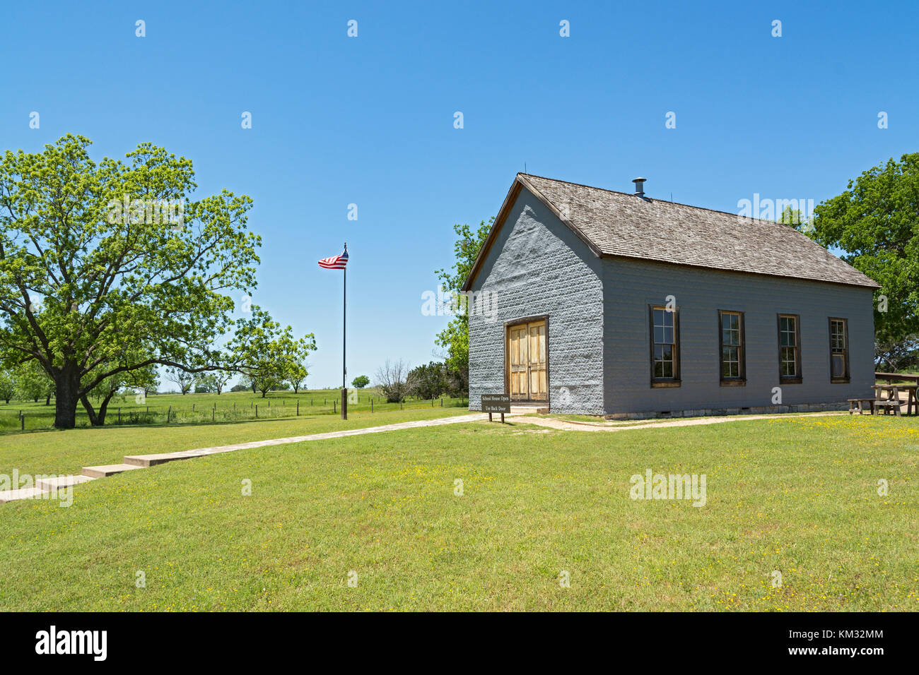 Texas stonewall lyndon b johnson national historical park stock texas stonewall lyndon b johnson national historical park junction school lbj attended as a four year old publicscrutiny Image collections