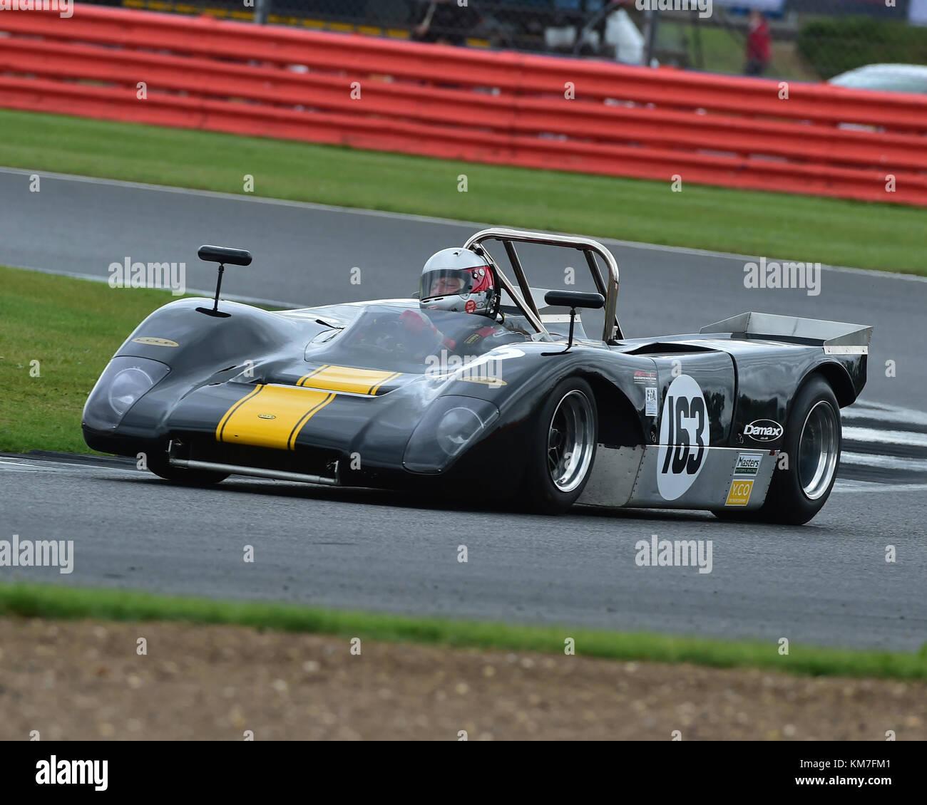 Mike Furness, Rob Ward, Lola T212, FIA, Masters Historic Sports ...