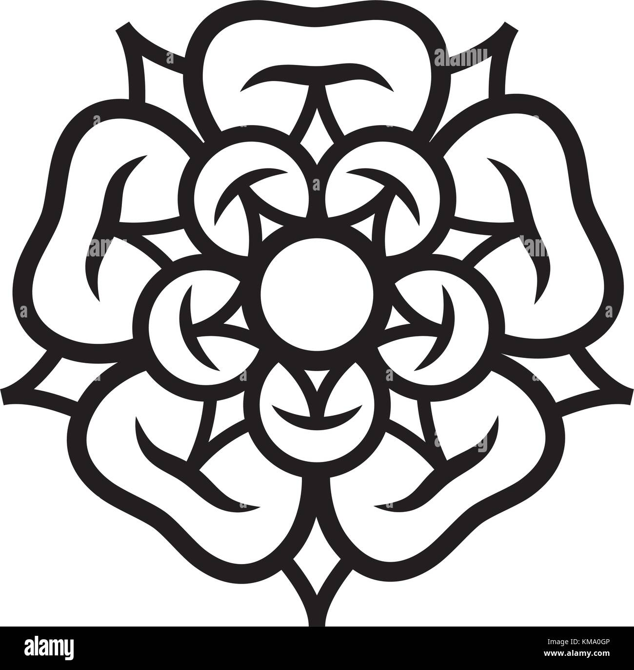 tudor rose symbol stock photos tudor rose symbol stock images alamy. Black Bedroom Furniture Sets. Home Design Ideas