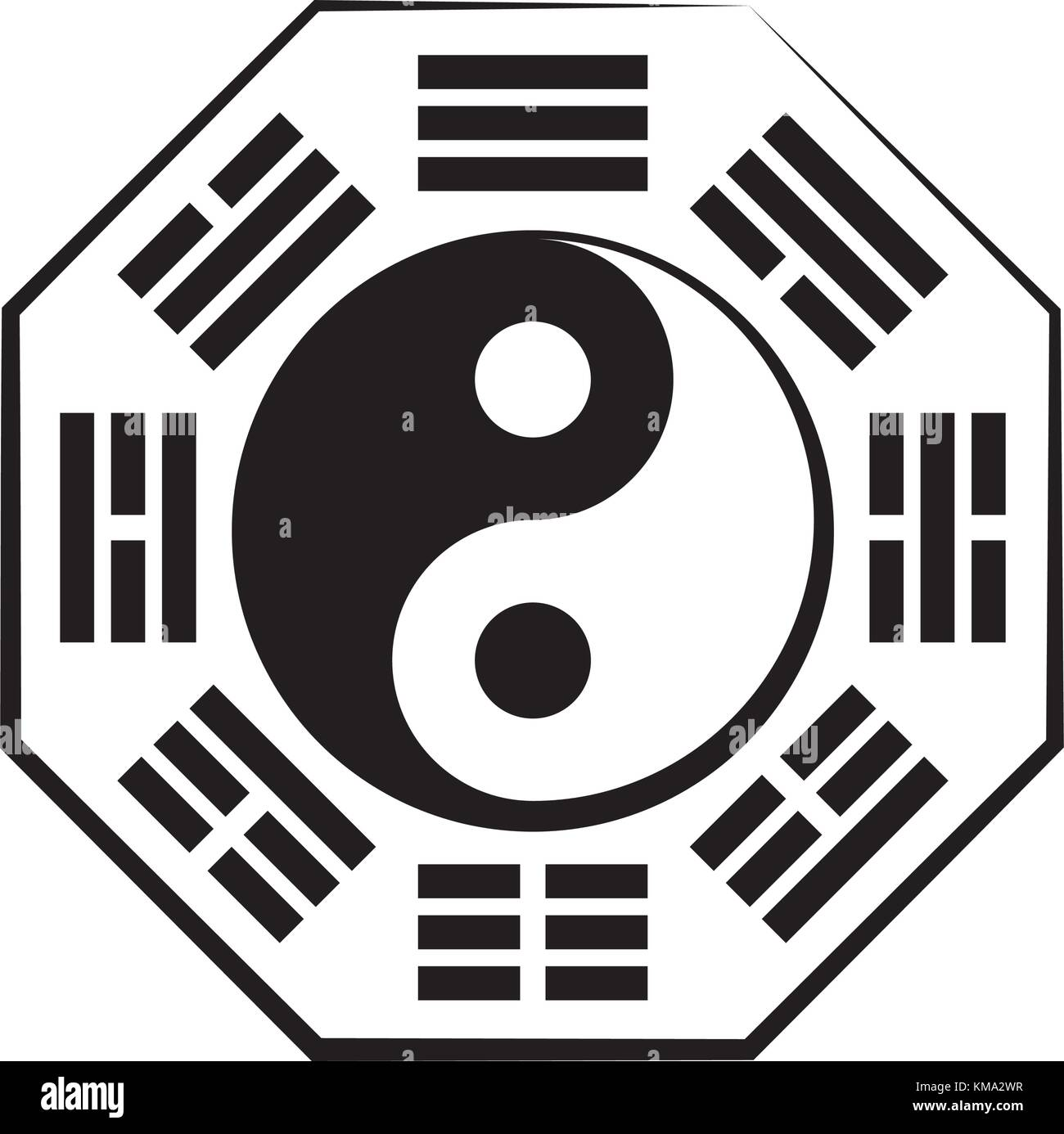 Cosmic symbol stock photos cosmic symbol stock images alamy chinese cosmic symbol of the duality and the biocorpaavc Images