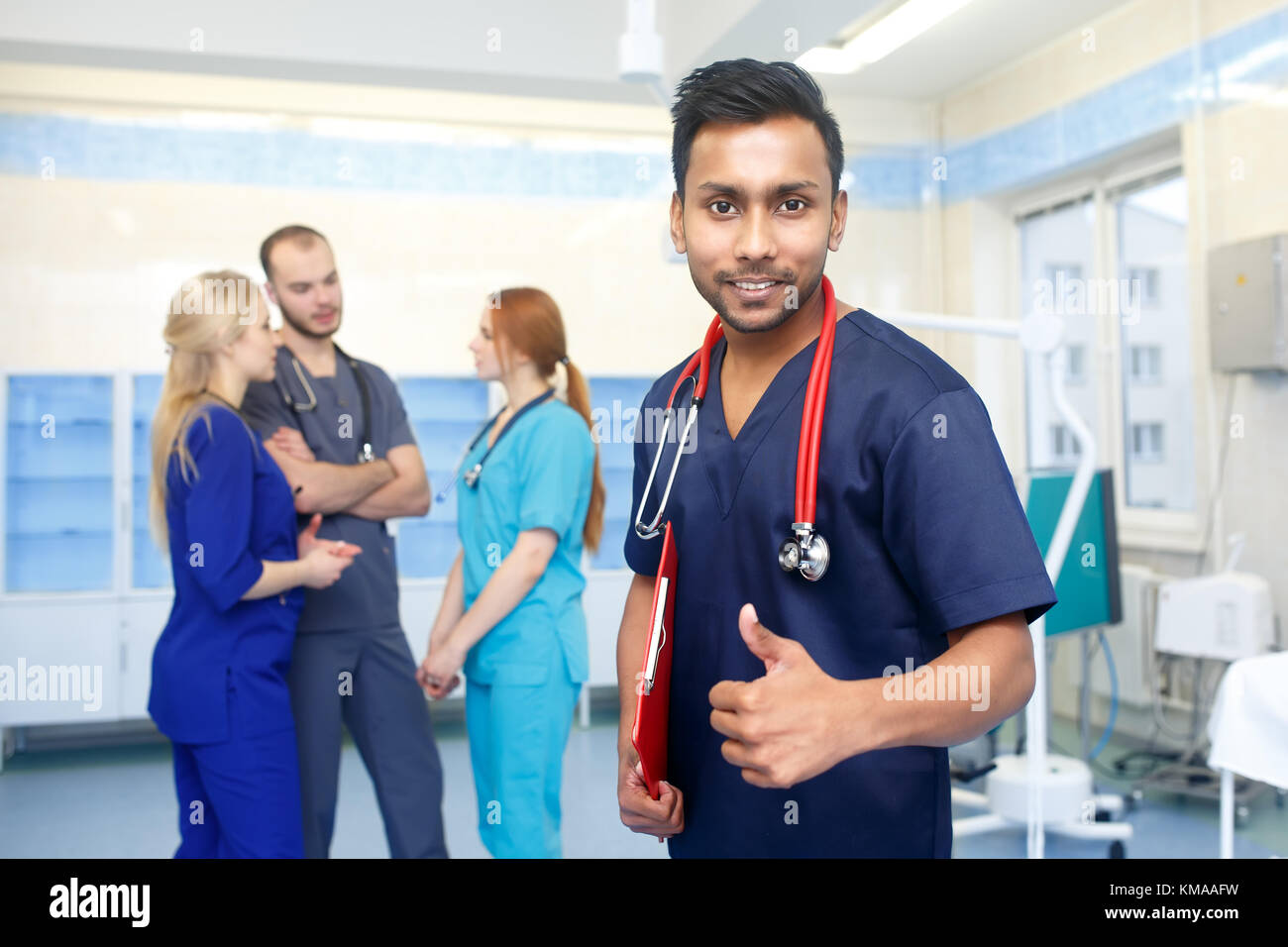 Apologise, but, Asian male doctor were visited