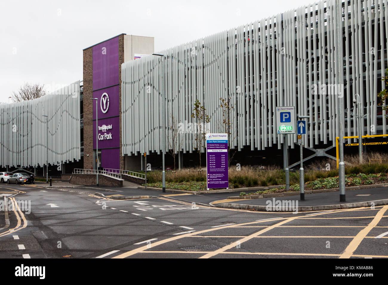 Car Parking Charges At Royal Preston Hospital