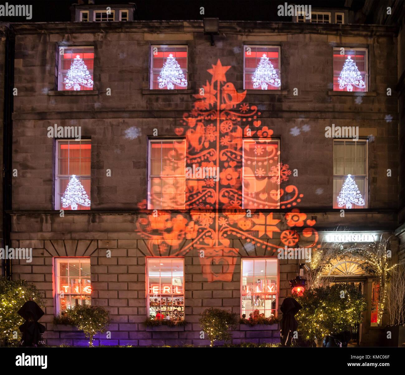 Light Show Christmas Tree