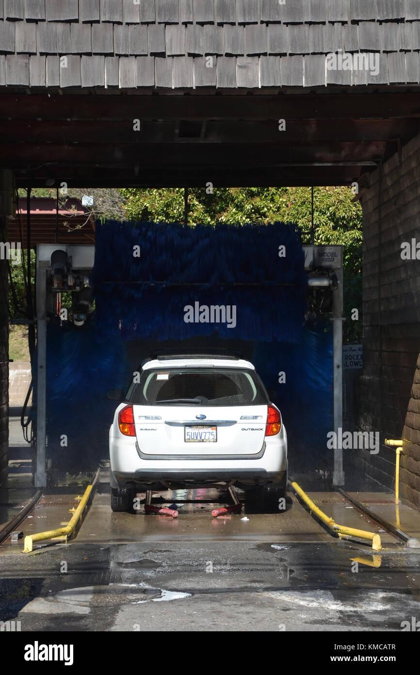 Mendocino Car Wash