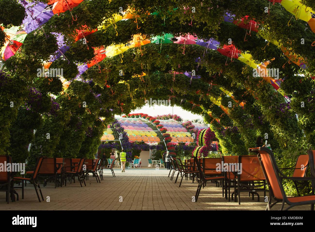 Dubai Miracle Garden Stock Photo: 167481180 - Alamy