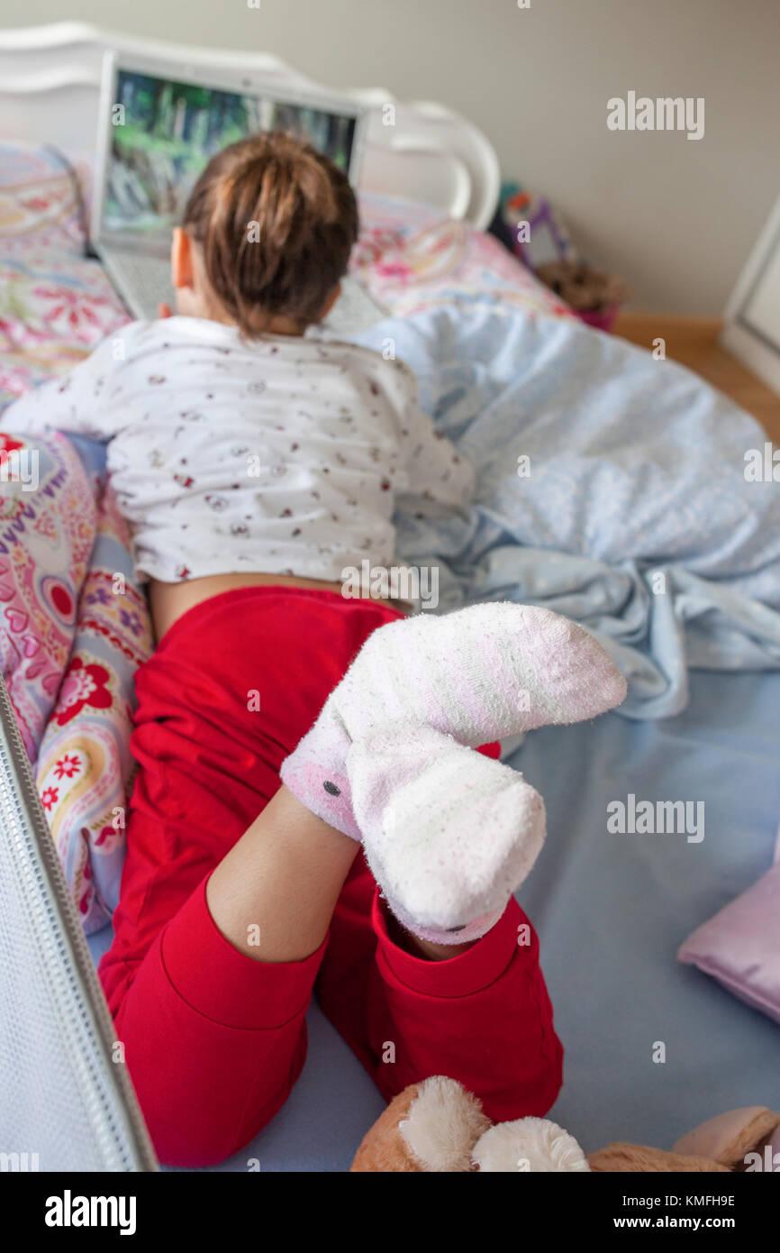 Girls Christmas Slippers