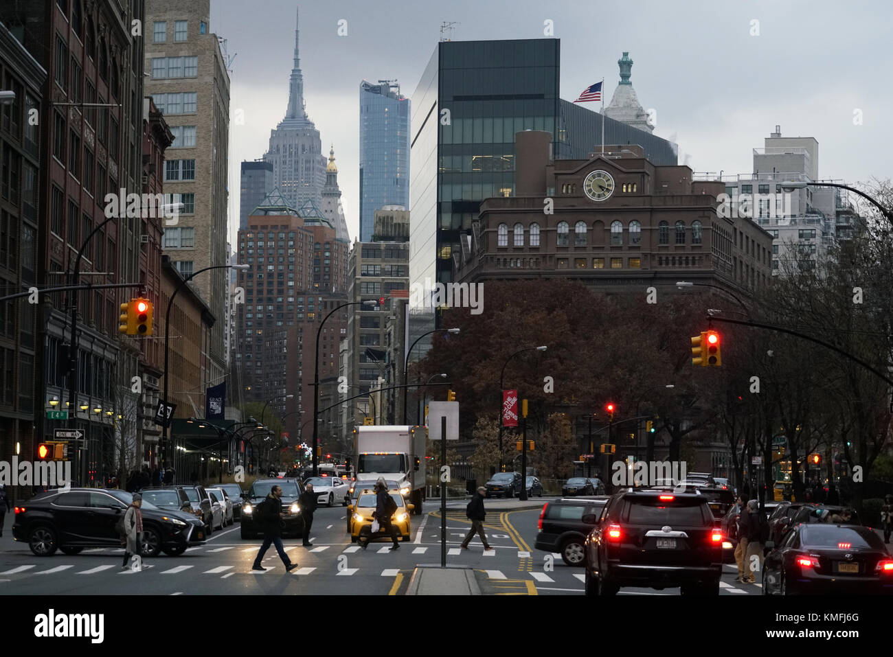 Greenwich village new york skyline stock photos for 41 river terrace new york ny 10282