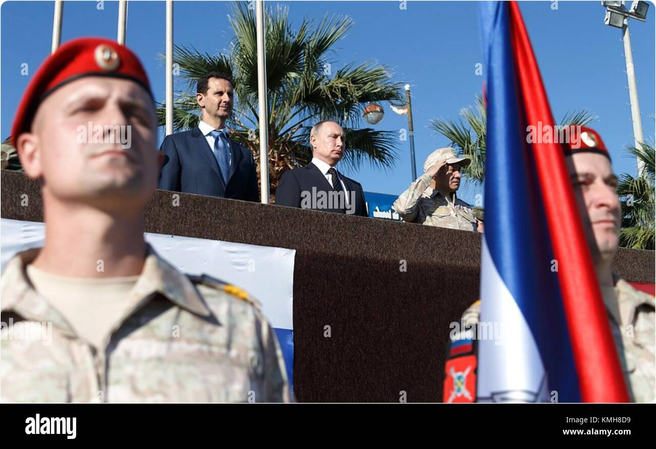 The Presidents Address On Syria >> Putin Office Stock Photos & Putin Office Stock Images - Alamy