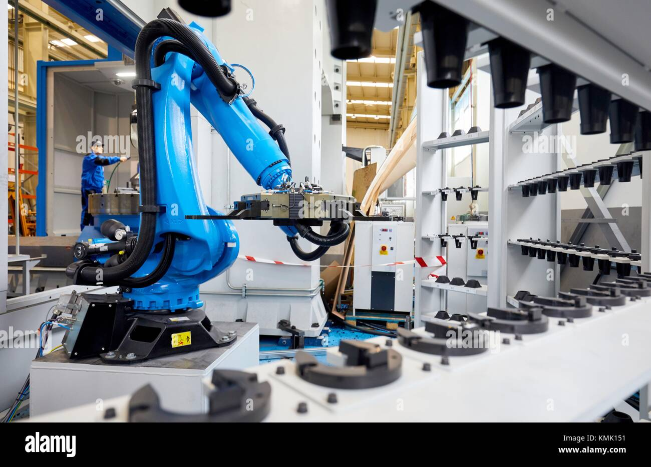 robotics in manufacturing According a pwc survey of manufacturers, 59% of are already currently using some sort of robotics technology how will these robotics trends impact us manufacturers and their global competitiveness.