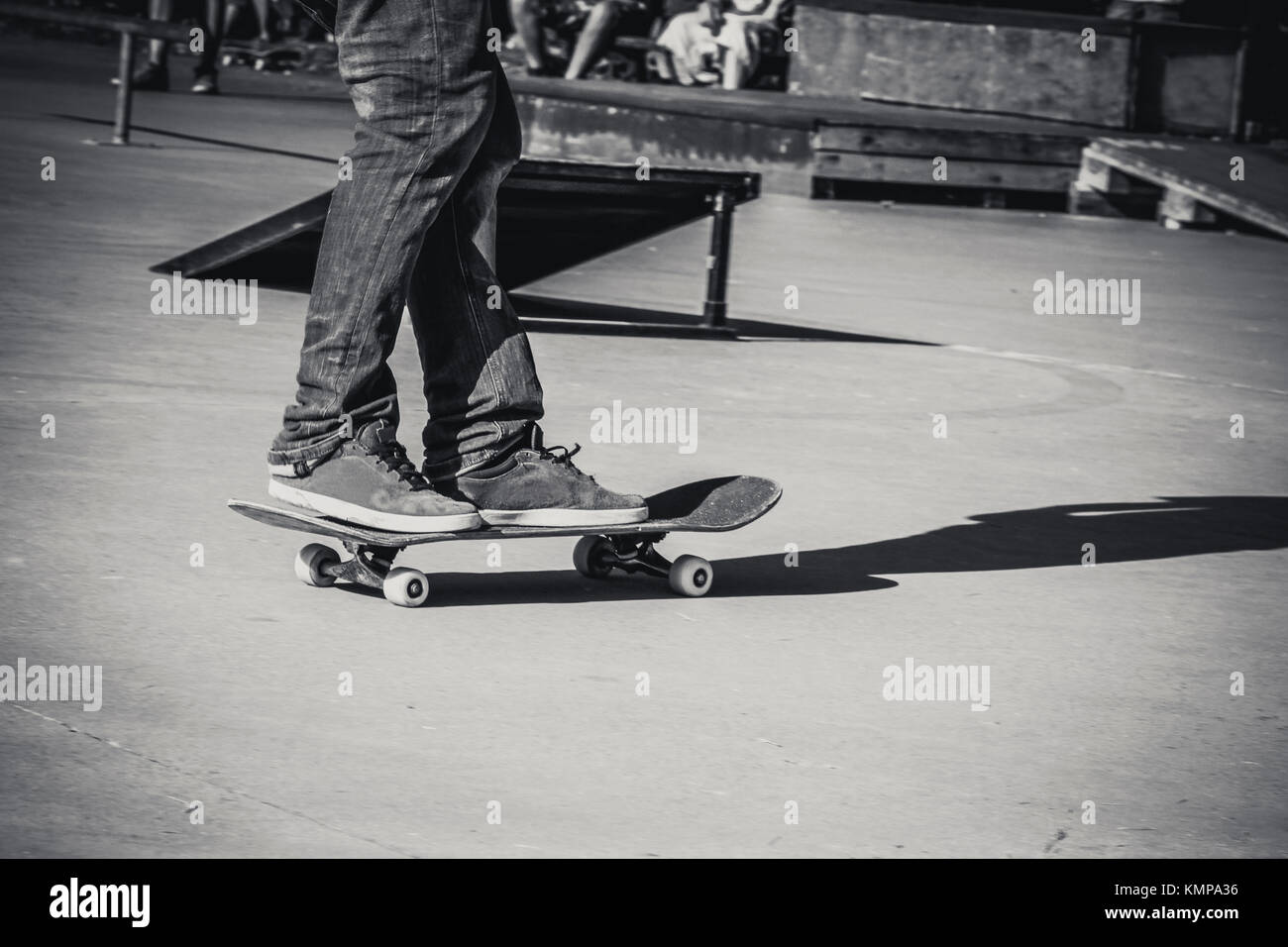 Speed skater stock photos speed skater stock images alamy quick trip on skateboard stock image biocorpaavc Choice Image