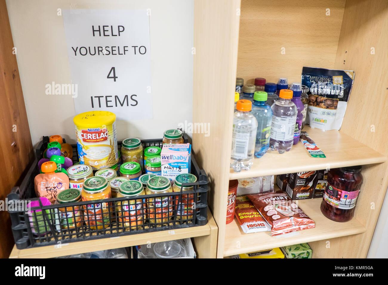 Food Bank Distribution Northampton