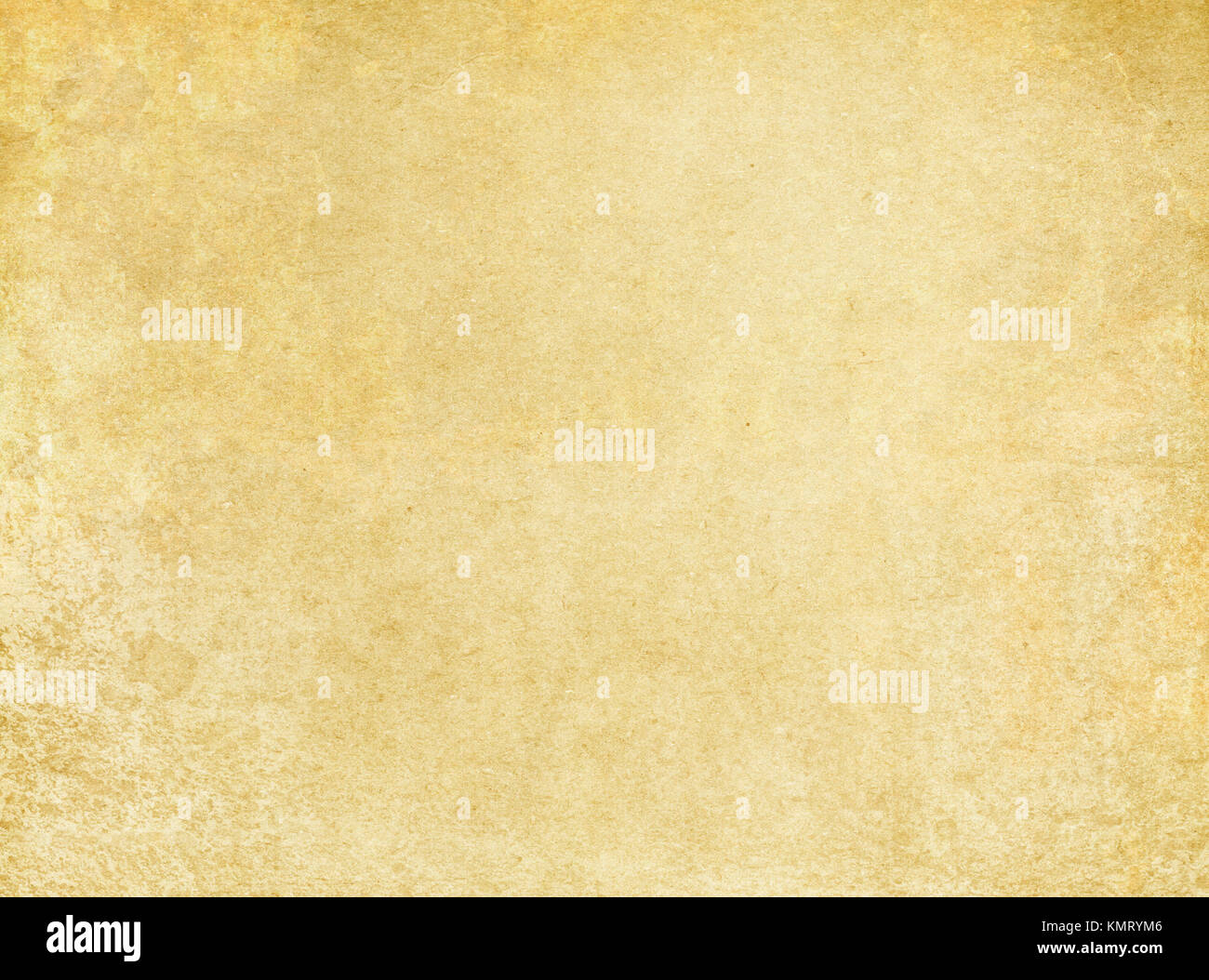 Old Yellowed Paper Background Rustic And Grunge Texture For The Design