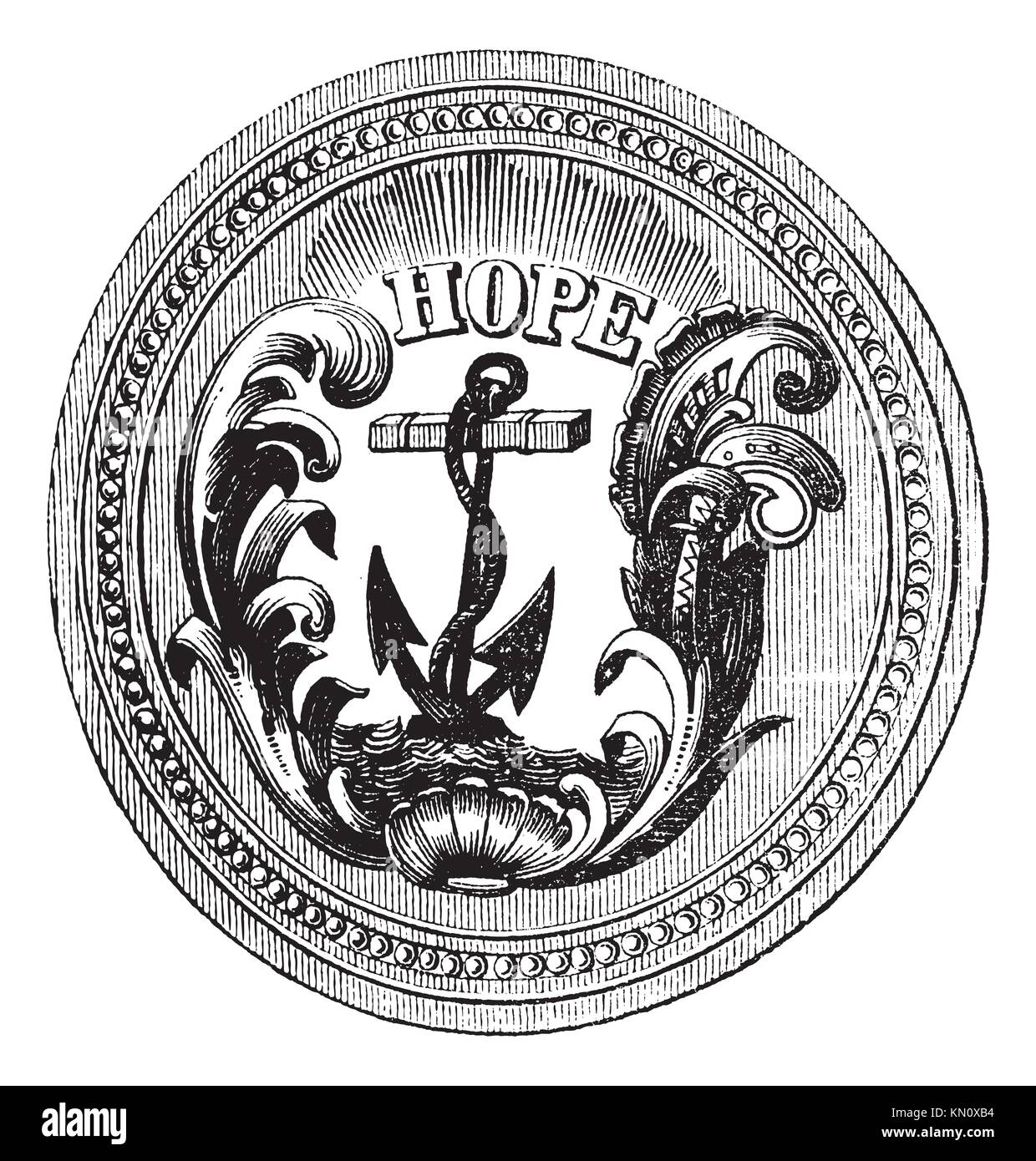 Seal of the state of rhode island usa vintage engraving old seal of the state of rhode island usa vintage engraving old engraved illustration of seal of the state of rhode island isolated on a white biocorpaavc Choice Image