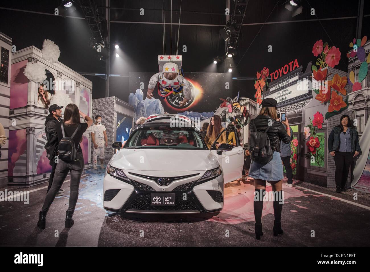 A Toyota Sponsored Art Installation At U0027u002729 Roomsu0027u0027 In Downtown Los Angeles,  California. Credit: Morgan Lieberman/ZUMA Wire/Alamy Live News