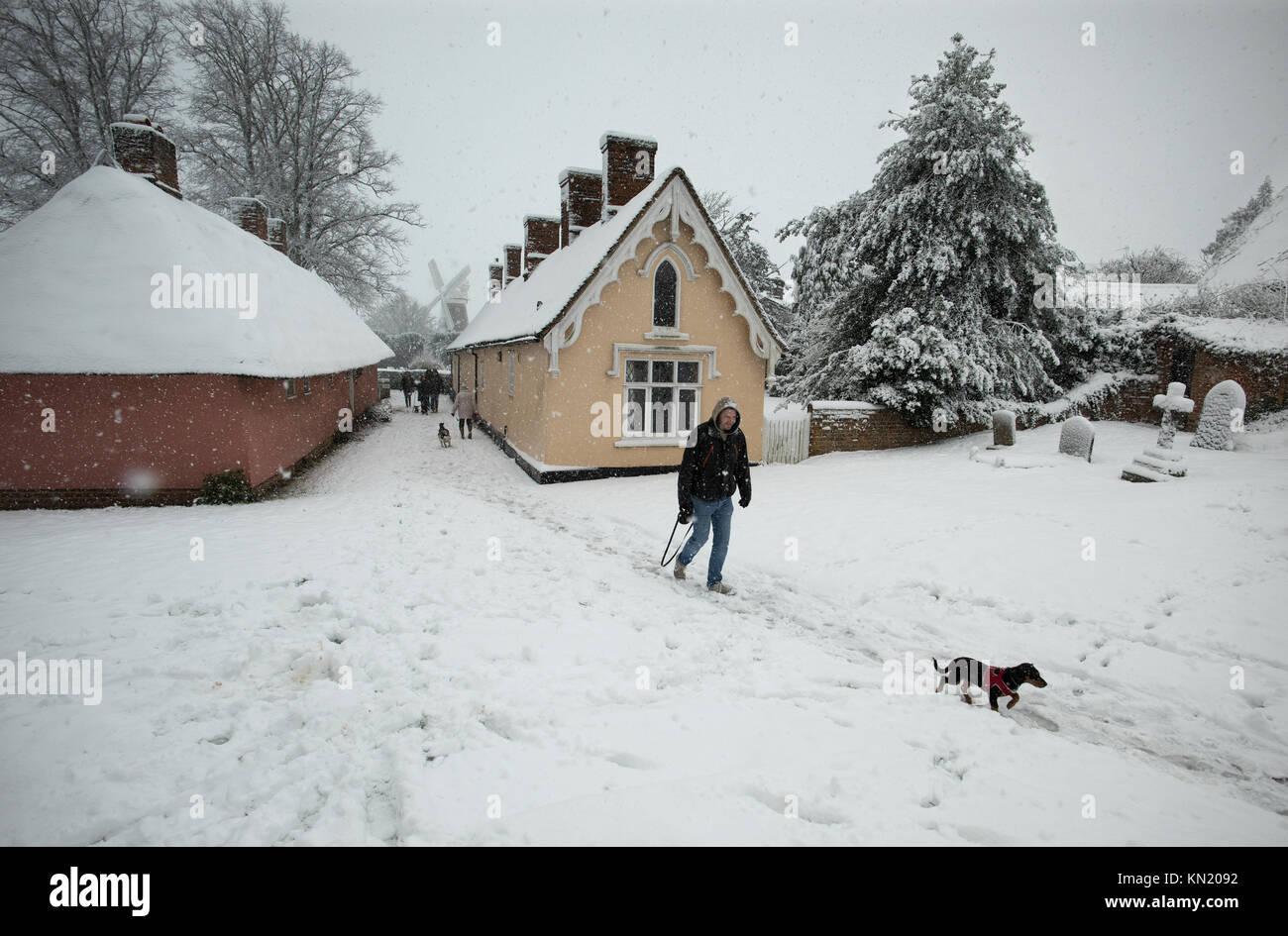 essex snow anglia stock photos essex snow anglia stock. Black Bedroom Furniture Sets. Home Design Ideas