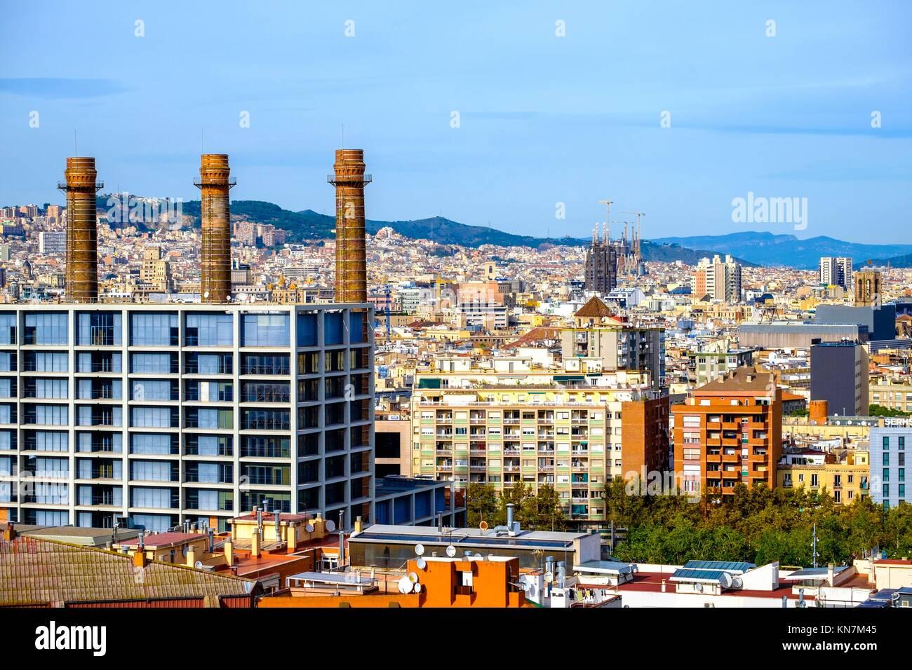 Endesa stock photos endesa stock images alamy - Oficina fecsa endesa barcelona ...