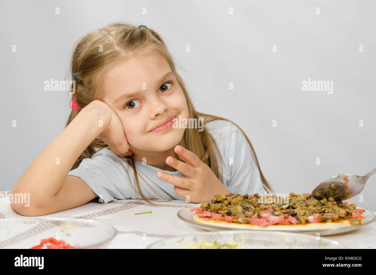(10 Year Old Girl) Old House Stock Photos & (10 Year Old