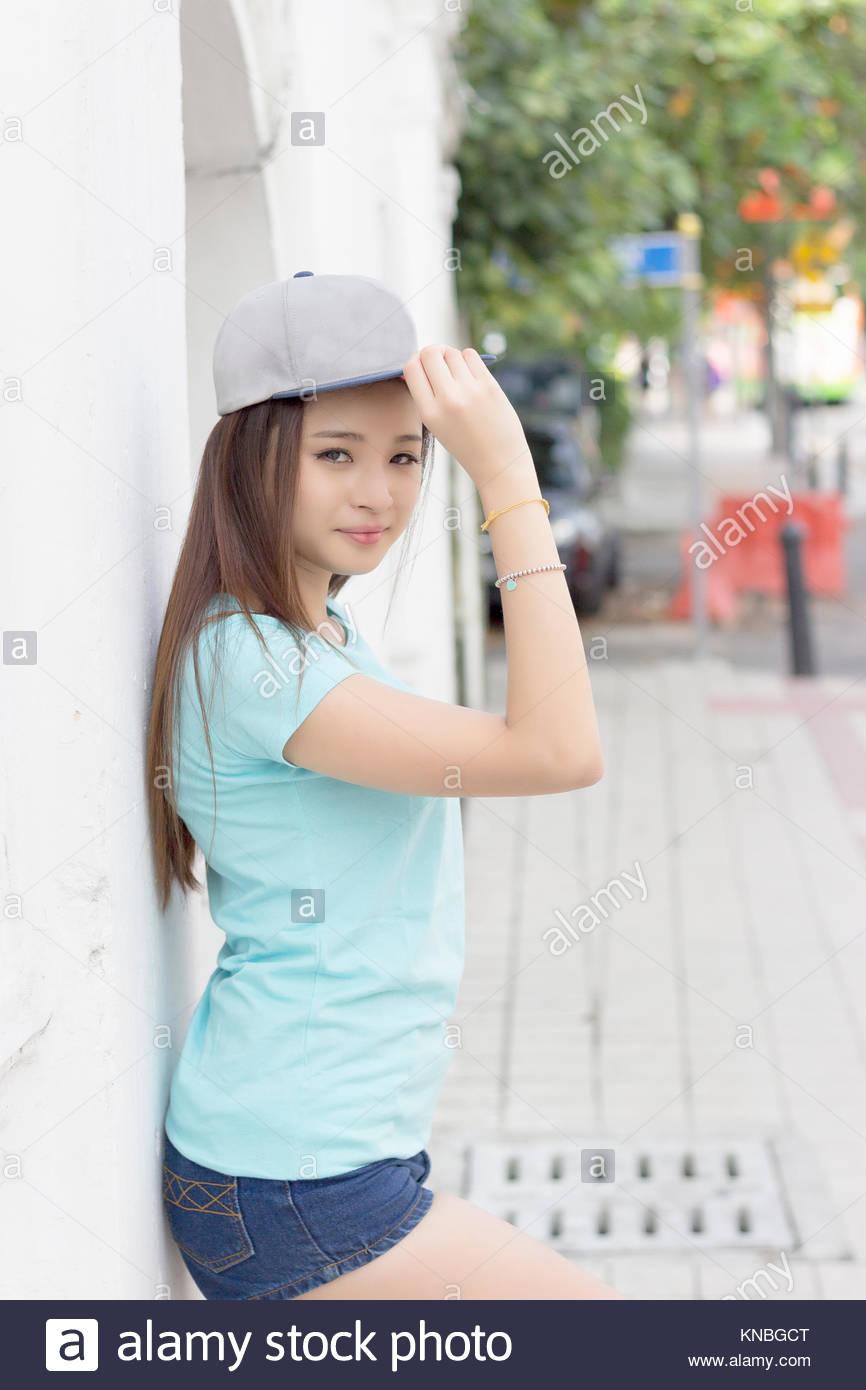 Www asian girls com, spamked in gstring