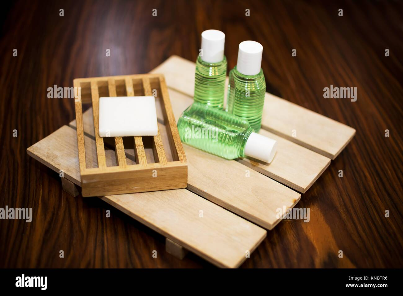 Hotel Bathroom Shampoo Soap Stock Photos & Hotel Bathroom ...