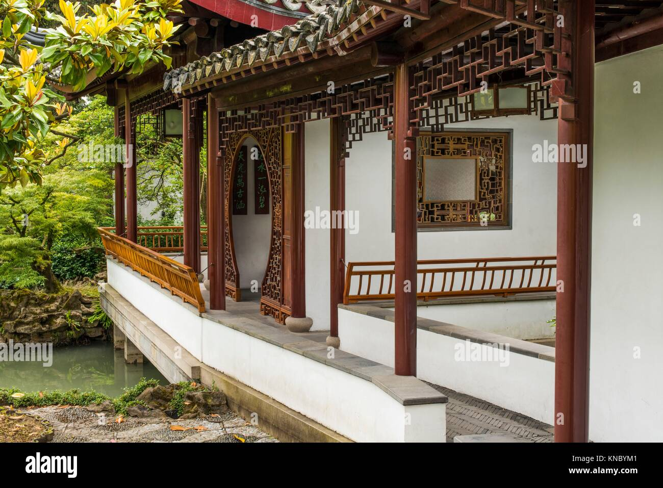 Dr Sun Yat-Sen Classical Chinese Garden, in Chinatown, Vancouver, BC ...