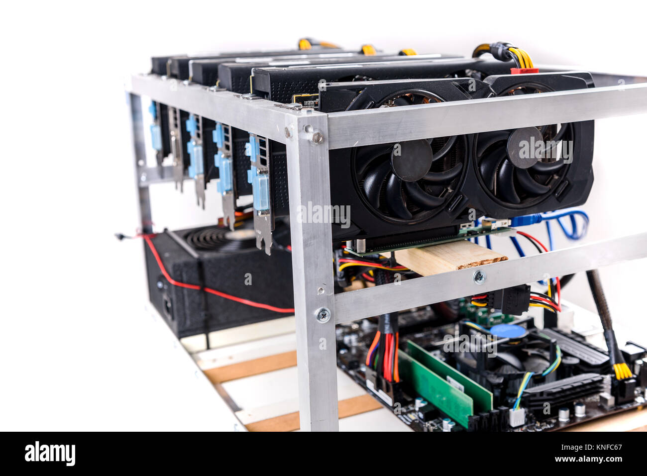 Cryptocurrency Mining Rig What Is Crypto Currency For Graphics Card