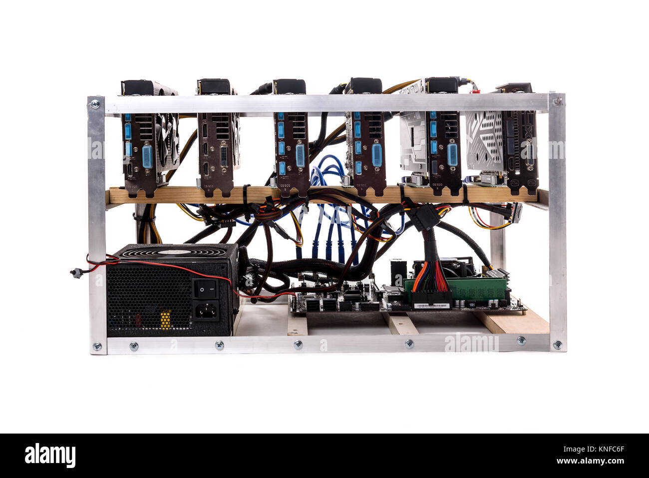 Diy Litecoin Mining Rig Stock Cryptocurrency