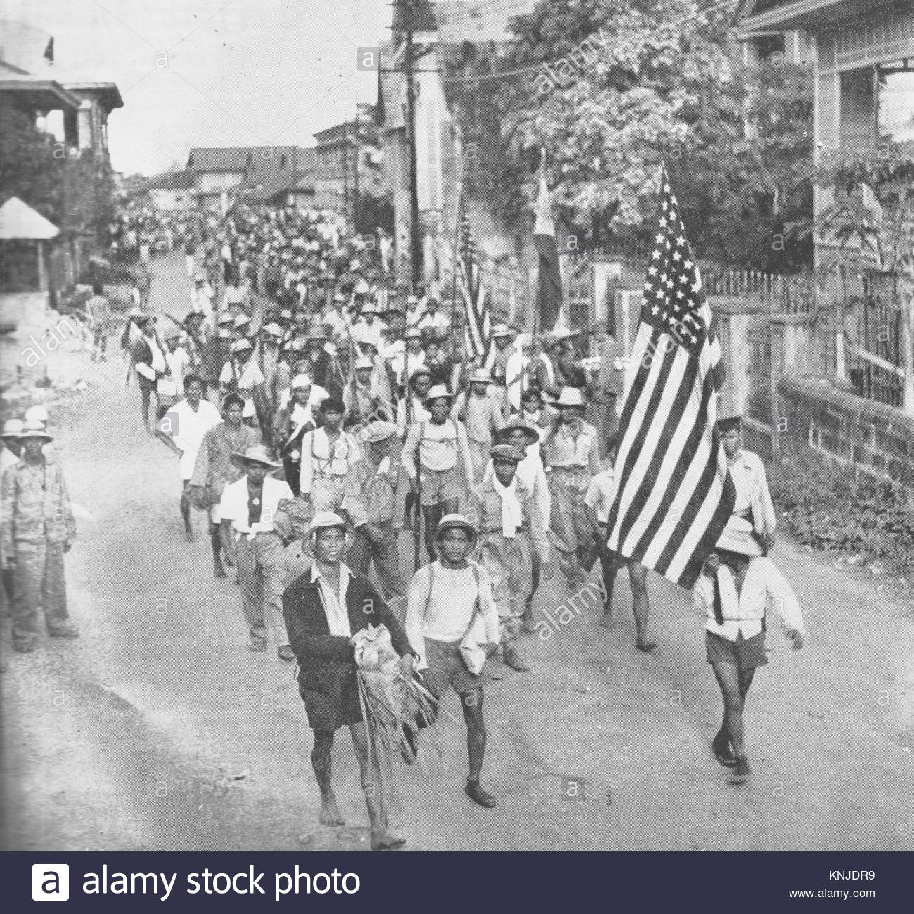the details of the occupation of japan by american forces American occupation of japan after world war ii  the terms of surrender included the occupation of japan by allied military forces, assurances that japan would.