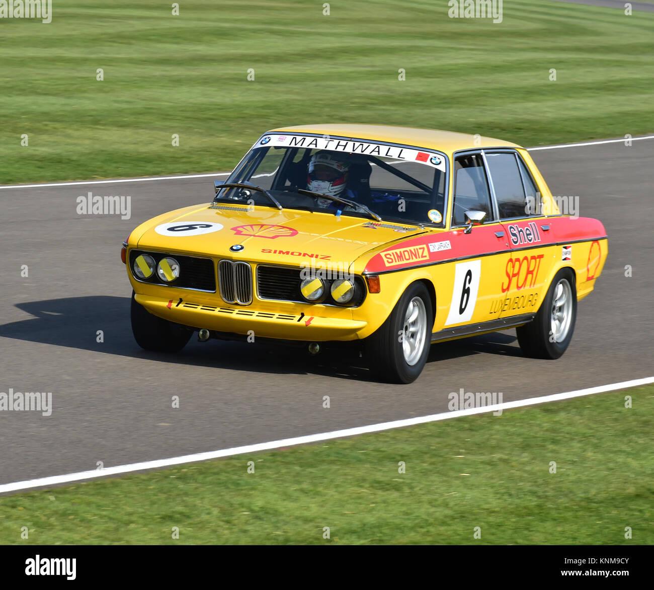 Alex Elliott BMW Si Gerry Marshall Trophy Goodwood Nd - Bmw 3 0 si